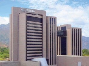 hotel hesperia 3