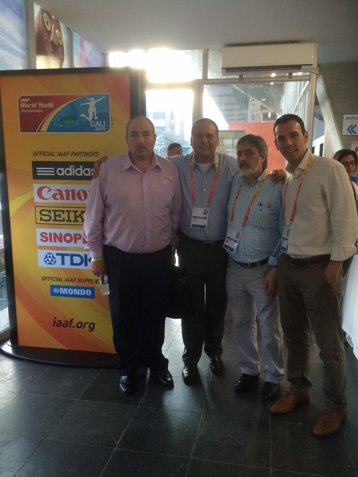 Staff de MONDO Latinoamerica.